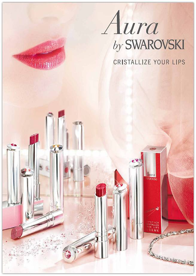 Exclusive! Frost Yourself With Swarovski's New Beauty Collection