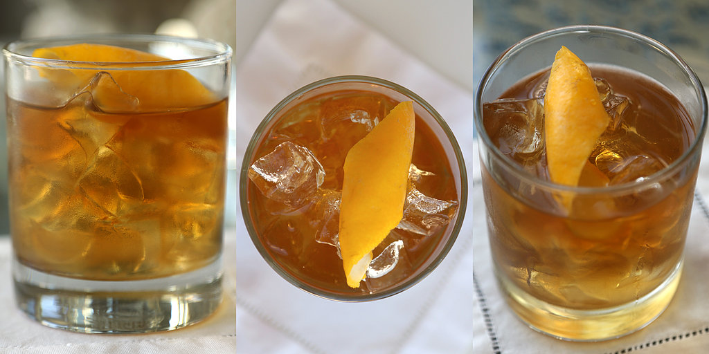 Happy Hour: Old Fashioned Cocktail
