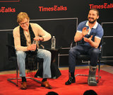 Shia LaBeouf and Robert Redford discussed The Company You Keep.