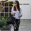 Alessandra Ambrosio Shopping at Isabel Marant | Pictures