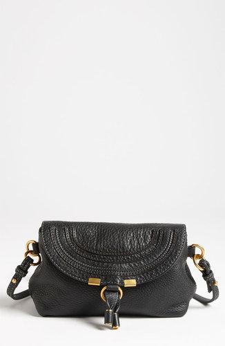 Chloe 'Marcie' Calfskin Leather Crossbody Bag