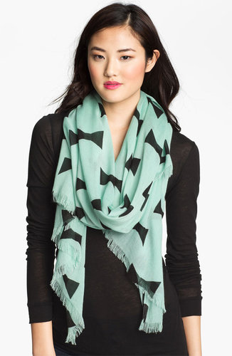 Kate Spade New York 'bow Tie - Large' Scarf