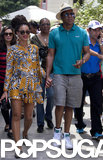 Beyoncé and Jay-Z Show PDA During a Trip to Cuba
