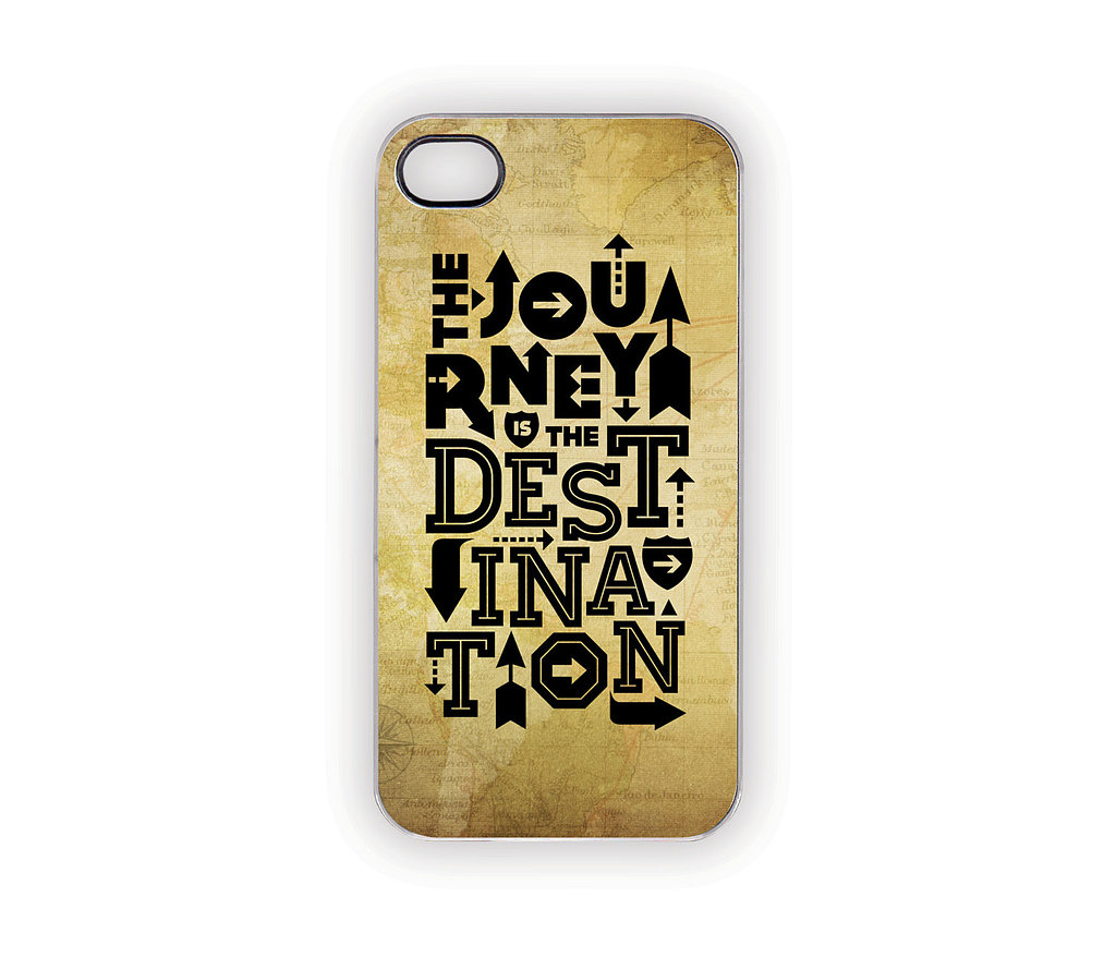 Make it all about the journey when you travel with this cool iPhone case ($21).