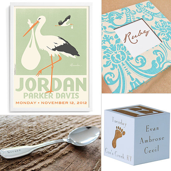 Baby, You're a Star! Personalized Shower Gifts For New Arrivals