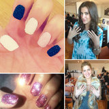 Get Nail Art Like Cheska Hull and Gabriella Ellis