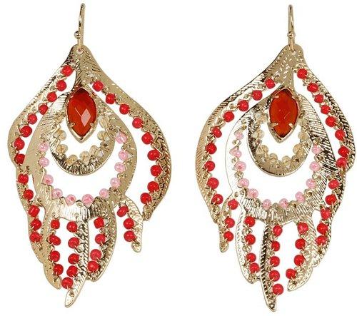 Kendra Scott - Paula Earring (Warm) - Jewelry