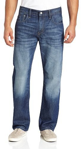 Levi's Men's 569 Loose Seat And Thigh Straight Leg Jean