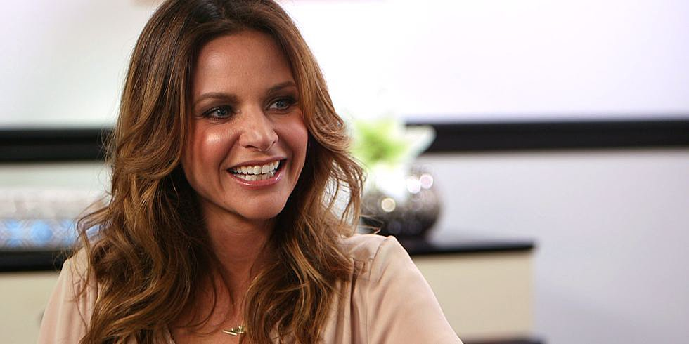 "Jessalyn Gilsig on ""Griming"" Herself Up and Heather Morris's ""Lucky Baby"""
