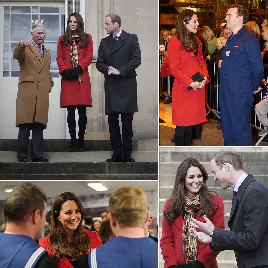 Prince William And Kat...