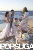 Megan Fox and Brian Austin Green wed in Hawaii during June 2010 before his son Kassius.