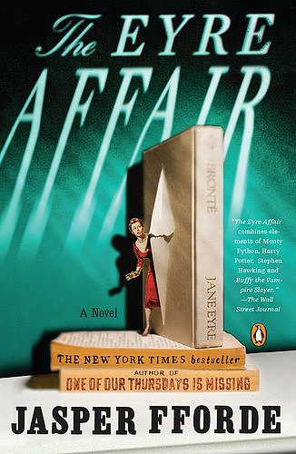 Thursday Next by Jasper Fforde