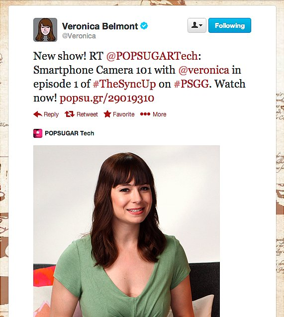 Don't miss our new show, The Sync Up, with Veronica Belmont! The first episode breaks down smartphone cameras, from must-have accessories to the best printing services.