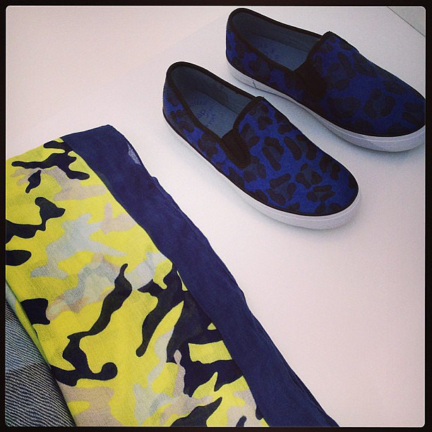 Something tells us this camo print will help you stand out rather than blend in.