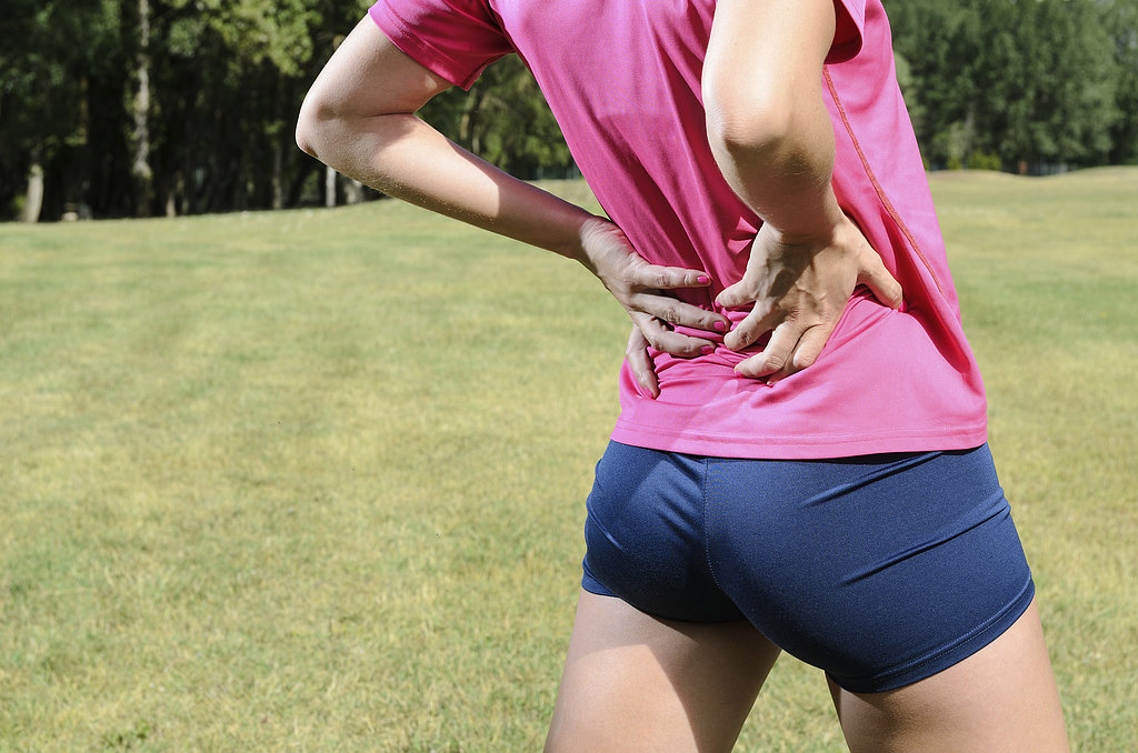 You Shouldn't Exercise With Sore Muscles