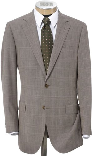 Stays Cool 2Btn Suit With Pleated Front Trousers