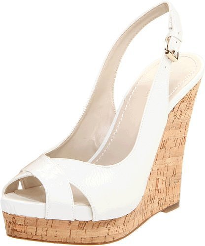 Nine West Women's Laffnplay Wedge Sandal