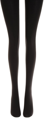 Wolford Matte Opaque Tights - Anthracite
