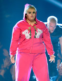 Rebel Wilson pulled out all the stops as award show hostess.