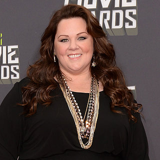 Melissa McCarthy at the MTV Movie Awards 2013