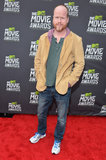 Joss Whedon attended the MTV Movie Awards.