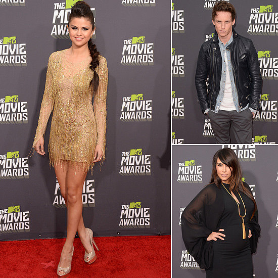 See All the Stars Arriving on the MTV Movie Awards Red Carpet