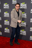 Steve Carell hit the red carpet for the MTV Movie Awards.