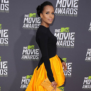 Kerry Washington Dress at MTV Movie Awards 2013 | Pictures
