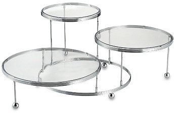 Wilton® Cakes 'N More™ 3-Tier Party Stand