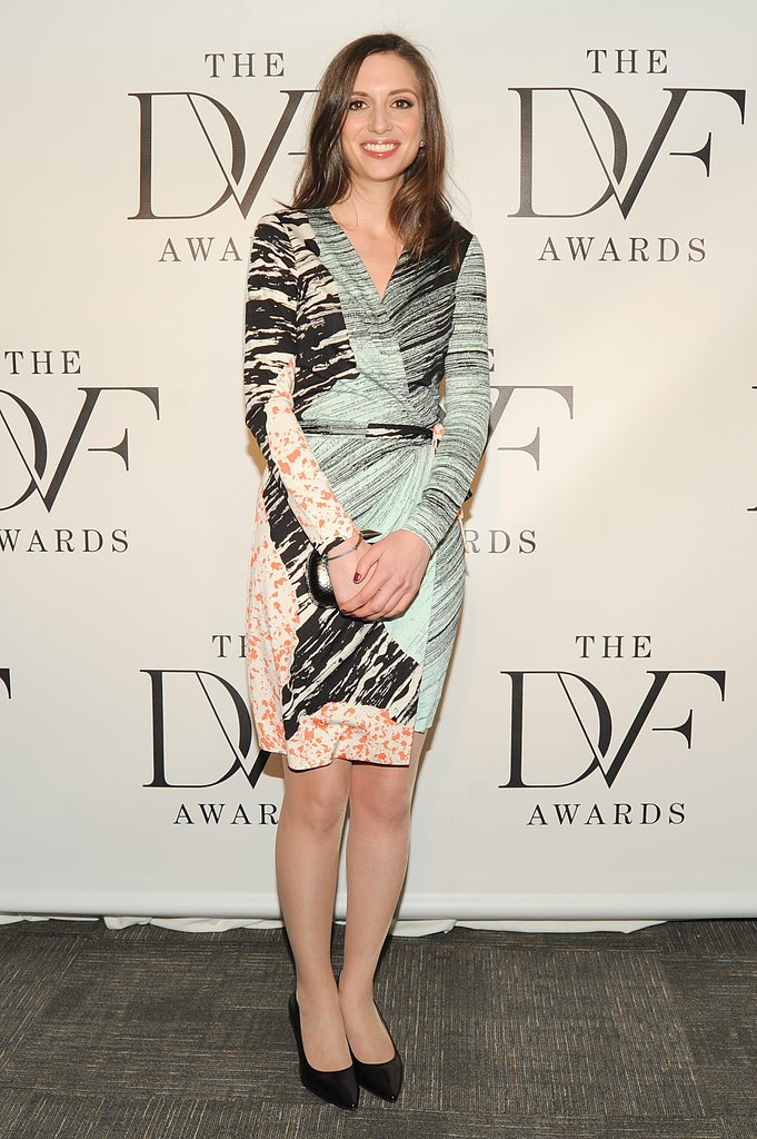 Tammy Tibbetts at the fourth annual DVF Awards in New York. Photo: Neil Rasmus BFAnyc.com