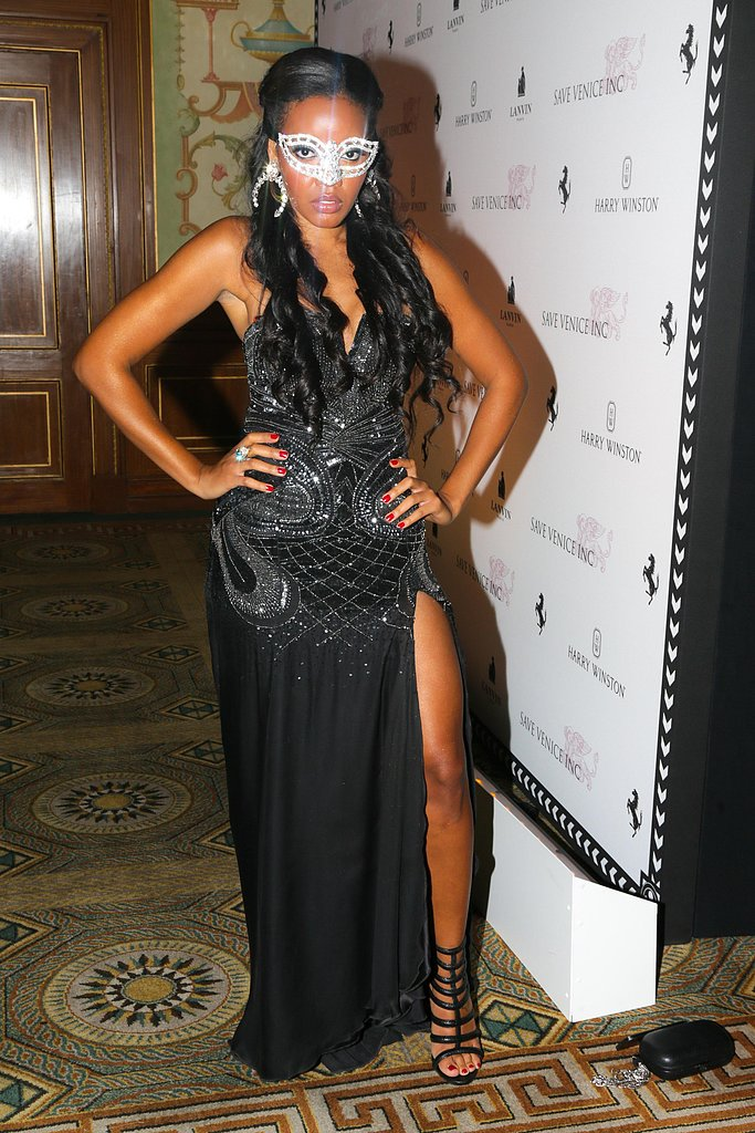 Angela Simmons at the Save Venice Ball in New York. Photo: David X Prutting BFAnyc.com