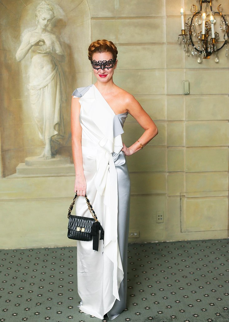 Polina Proshkina at the Save Venice Ball in New York. Photo: David X Prutting BFAnyc.com