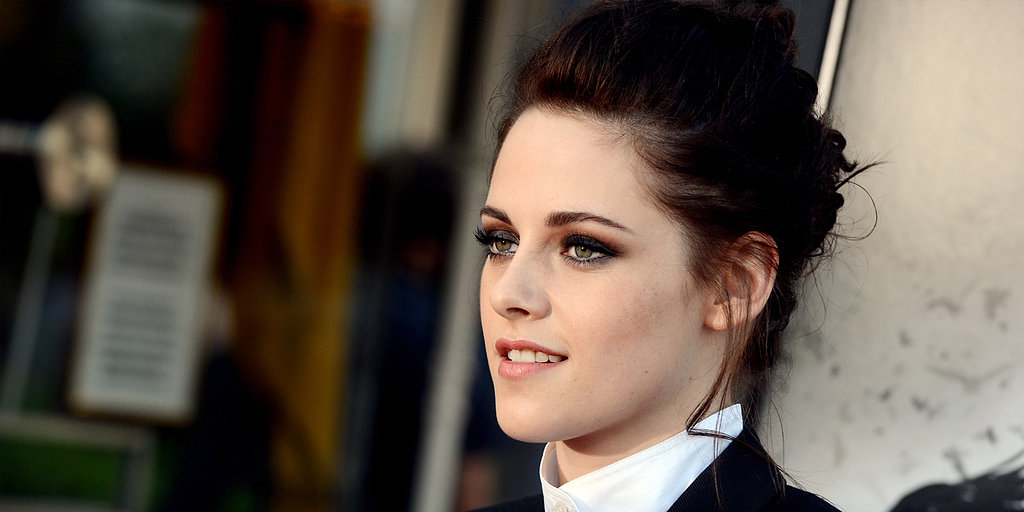 Kristen Stewart Is the Queen of Dramatic Eye Shadow