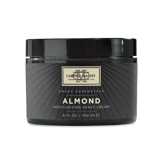 When it comes to shaving cream, it's OK to borrow from the boys. Caswell-Massey's new almond-scented shave cream ($22) is formulated to tackle beards, so getting rid of your own unwanted hair is a cinch.