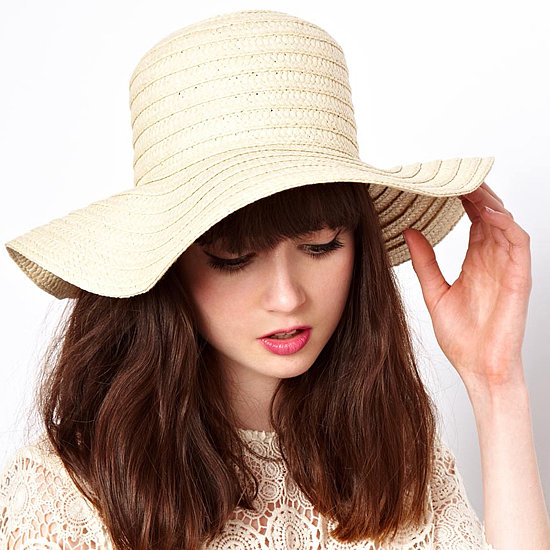 A Big, Floppy Straw Hat