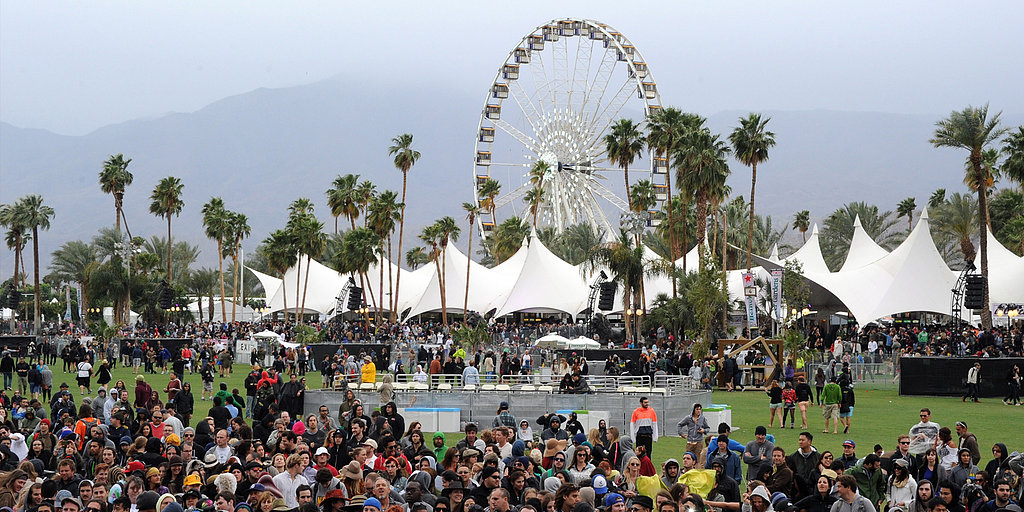 Get Excited For Coachella With a Festival Playlist