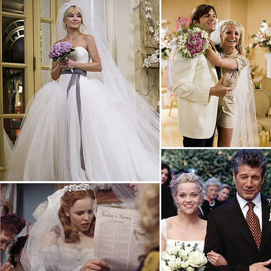 Always the Bride: Actresses Who Love Playing the Woman in White