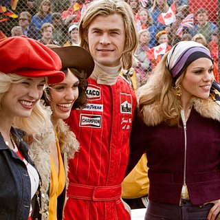 Rush Trailer With Chris Hemsworth