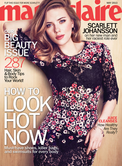 Scarlett Johansson Talks Marriage Breakup in Marie Claire