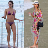 Jessica Alba's St. Barts Style Is Enviable — and It's Shoppable