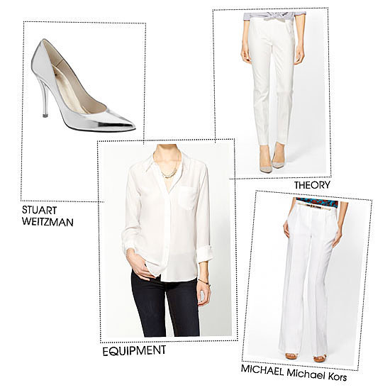 Rock White Head-to-Toe