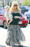 Steal Jessica Simpson and Maxwell Johnson's Mommy and Me Leopard Style