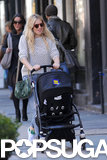 Sienna Miller smiled amid an NYC stroll with her daughter, Marlowe.