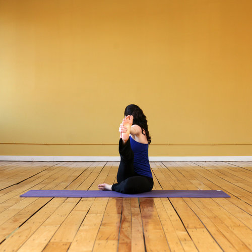 Yoga Poses For Hip and Back Pain