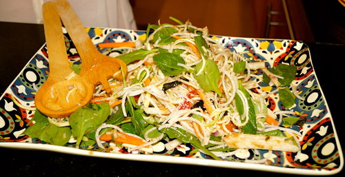 (Raw) Tamarind Pad Thai