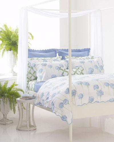 Lulu DK for Matouk Two Standard Pillowcases