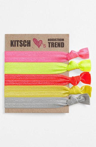 Kitsch 'Neopop' Hair Ties (5-Pack)