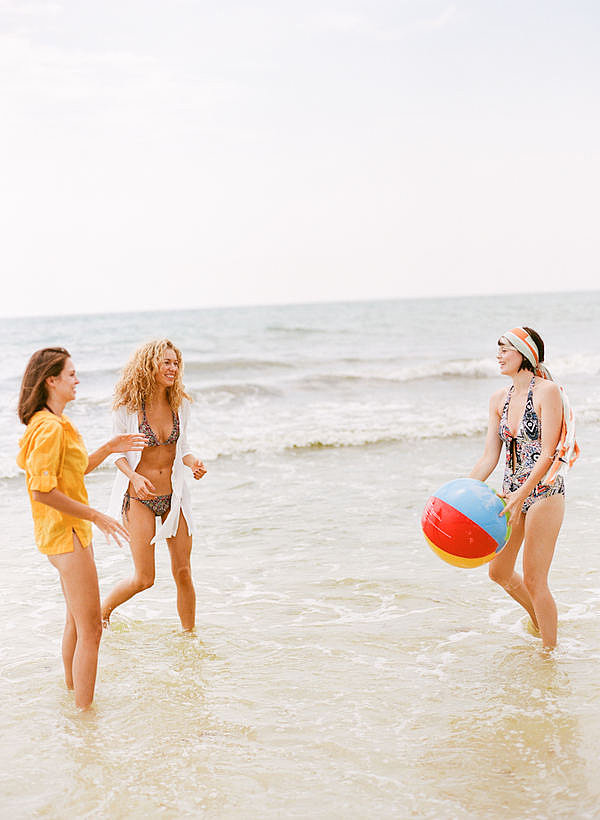 Beach Ball Games