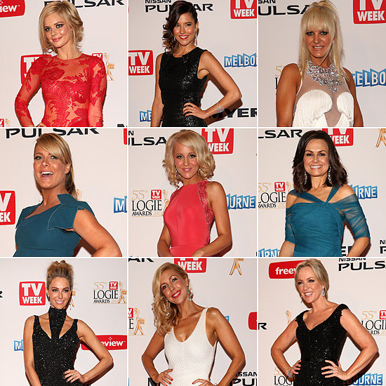 2013 Logies: Who Wore What