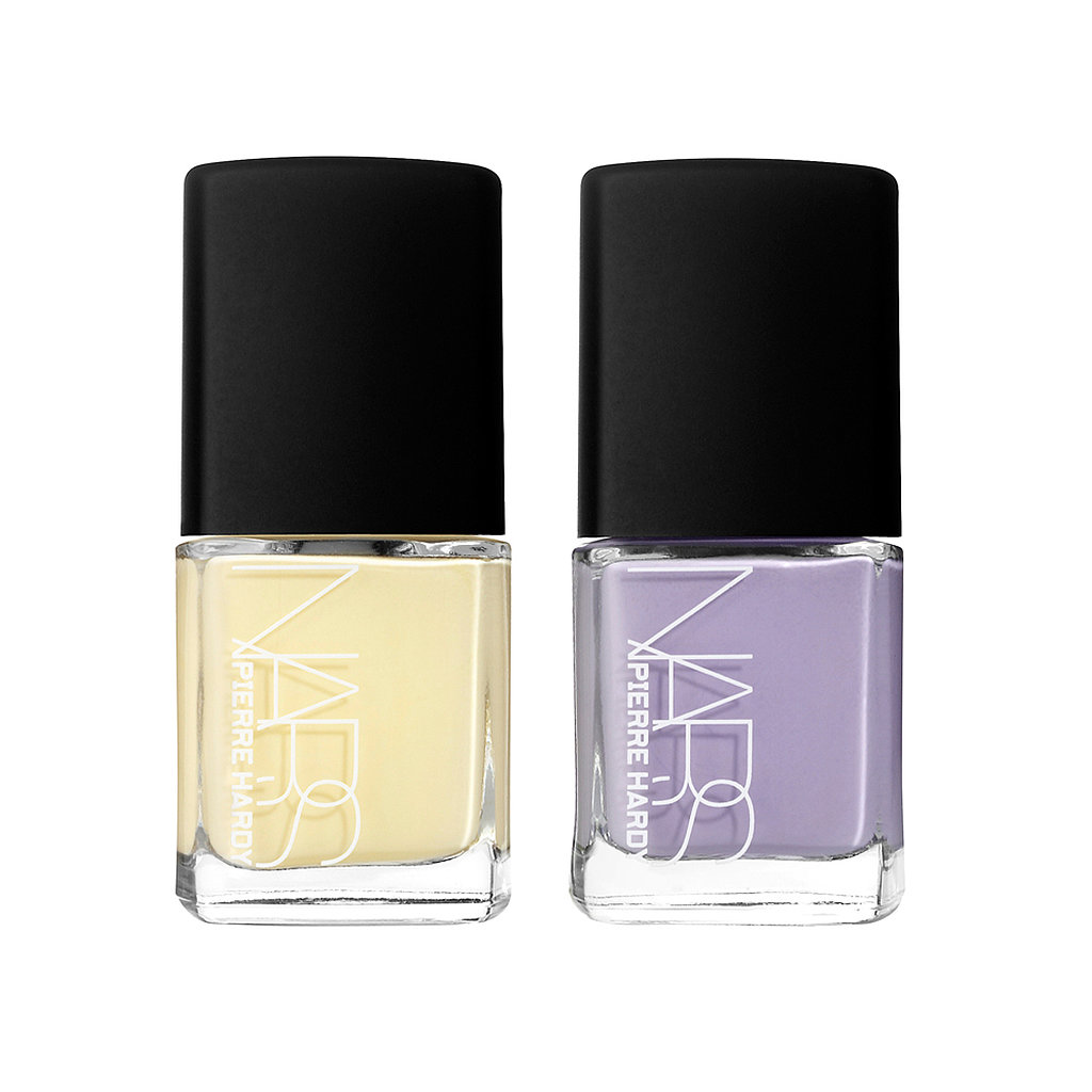 Sharks Nail Polish Pair ($29)